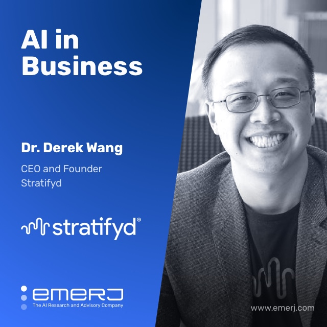 Getting Financial Services Firms to Say Yes to AI - with Derek Wang of Stratifyd