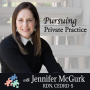 Artwork for How to Grow a Private Practice in a Small Community with Adina Pearson