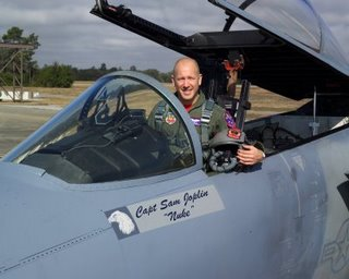 Airspeed - F-15 West Demo Pilot Sam Joplin