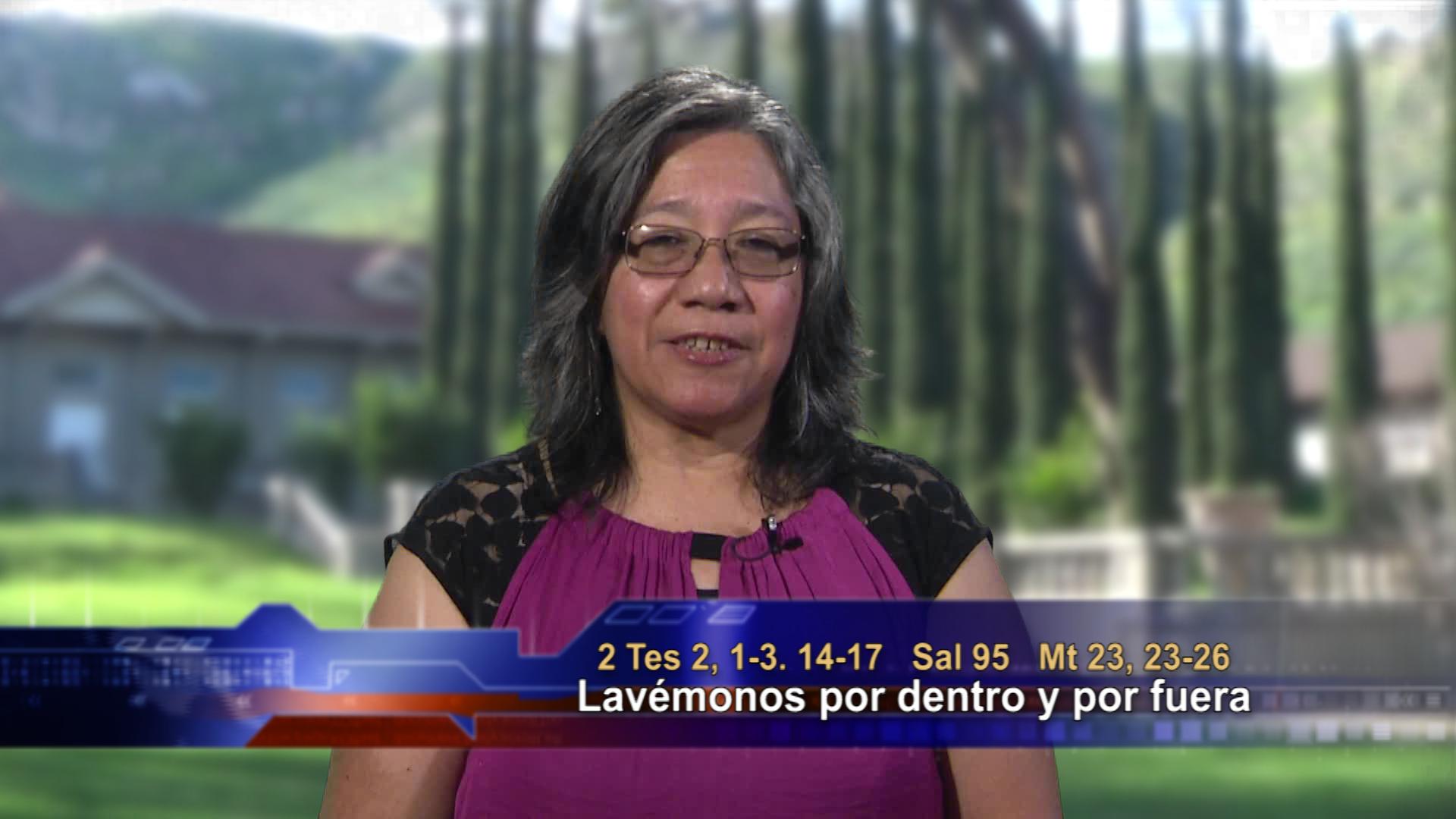 Artwork for Dios te Habla con Lidia Mendoza; Tema el hoy: Lavémonos por dentro y por fuera