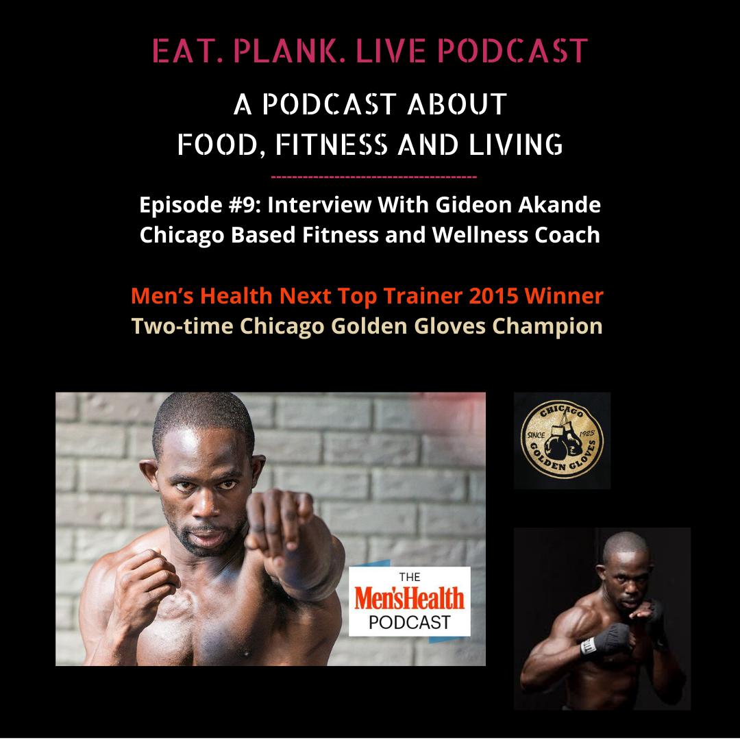 Episode 9: Trainer Spotlight With Gideon Akande show art