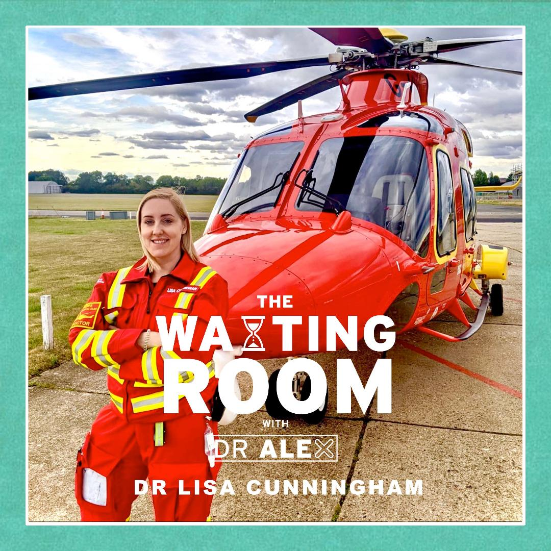 Flying Doctors - Helicopter Emergency Medical Service with Dr Lisa Cunningham