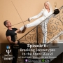 Artwork for Episode 6: Breaking Stereotypes in the Stunt World w/Julie Michaels and Peewee Piemonte