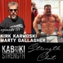 Artwork for Strength Chat #59: Kirk Karwoski and Marty Gallagher