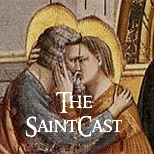 SaintCast Episode #63, St. Anne, Golden Legend, Boy Scout Camp, Episcopalian Saints, St. Therese beads, feedback +1.312.235.2278