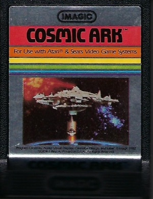 EPISODE 24: COSMIC ARK