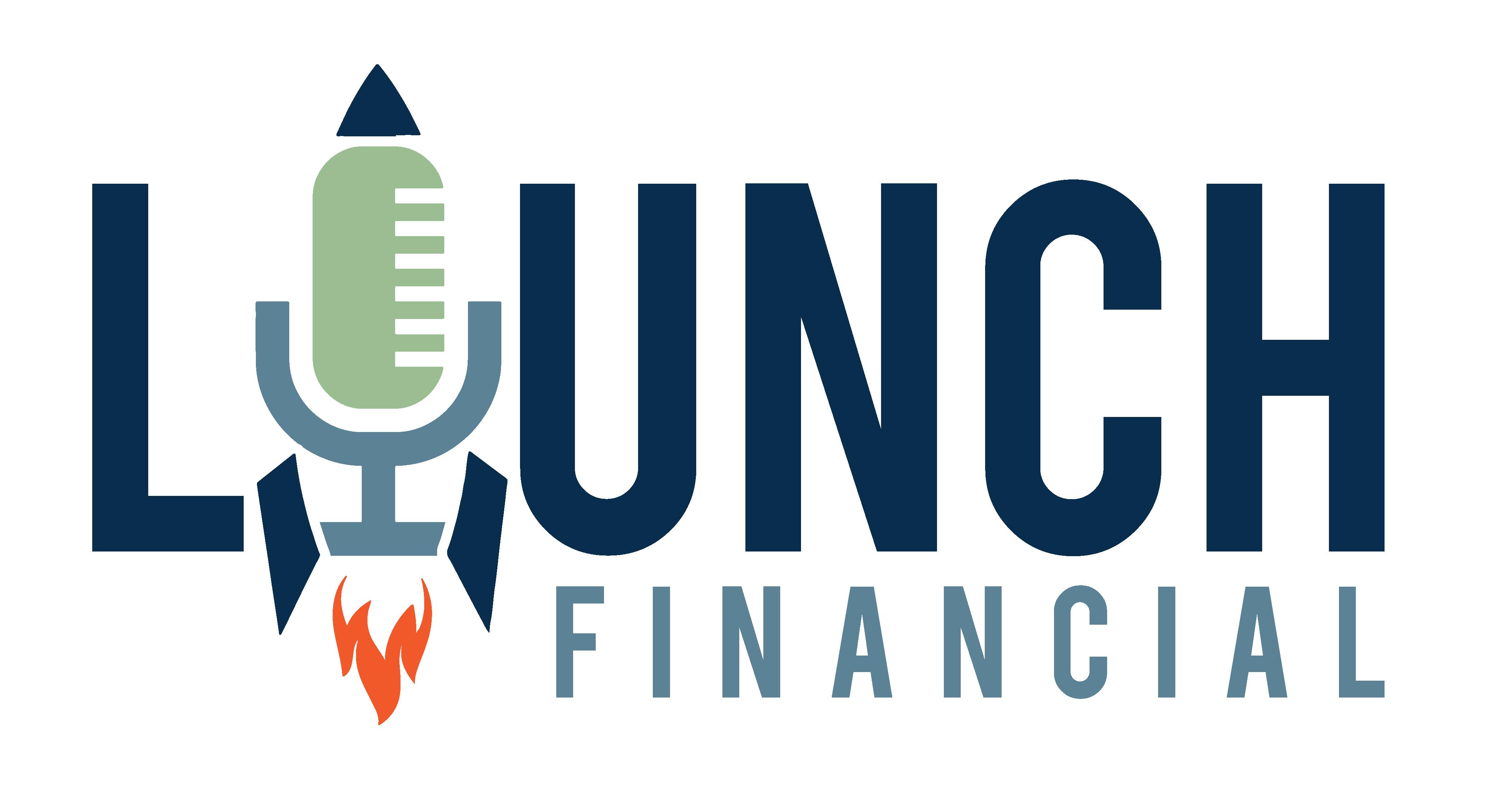 Launch Financial show art