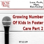 Artwork for JIOS Radio Podcast 071219 - Growing Number of Kids in Foster Care part 2