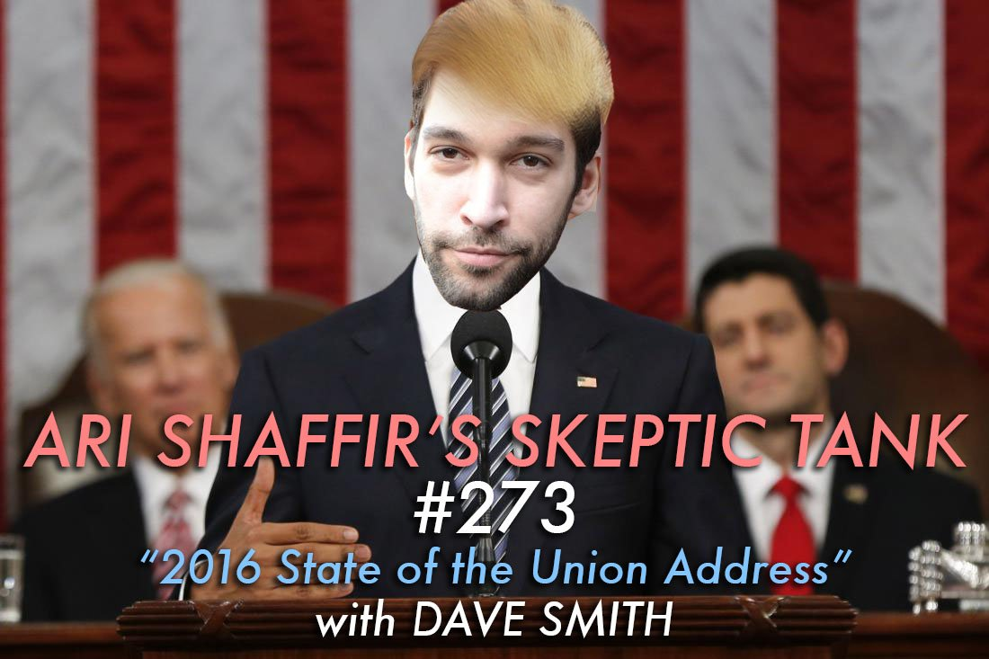 #273: 2016 State of the Union Address (@ComicDaveSmith)