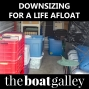 Artwork for Downsizing to Move Aboard