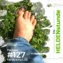 Artwork for HS #127 | Earthing, Grounding oder Erden - auf jeden Fall gesund!