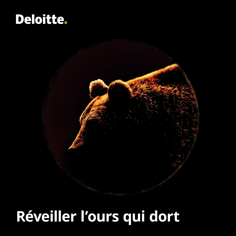 Réveiller l'ours qui dort, un balado de Deloitte show art