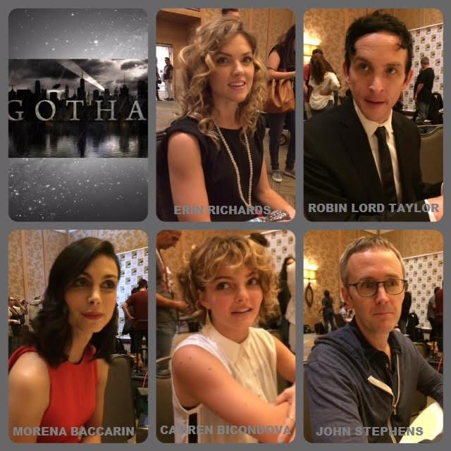 Episode 626 - SDCC: Gotham w/ Morena Baccarin/Camren Bicondova/Erin Richards/John Stephens/Robin Lord Taylor!
