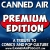 Canned Air #385 Premium Edition Games show art