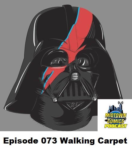 Episode 073 Walking Carpet