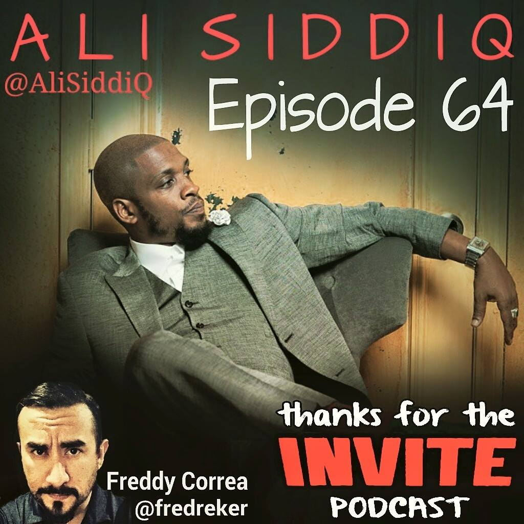 #64 Ali Speaks - Ali Siddiq