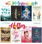 Artwork for July 2019 #EJKMHomework and Hotties of the Month