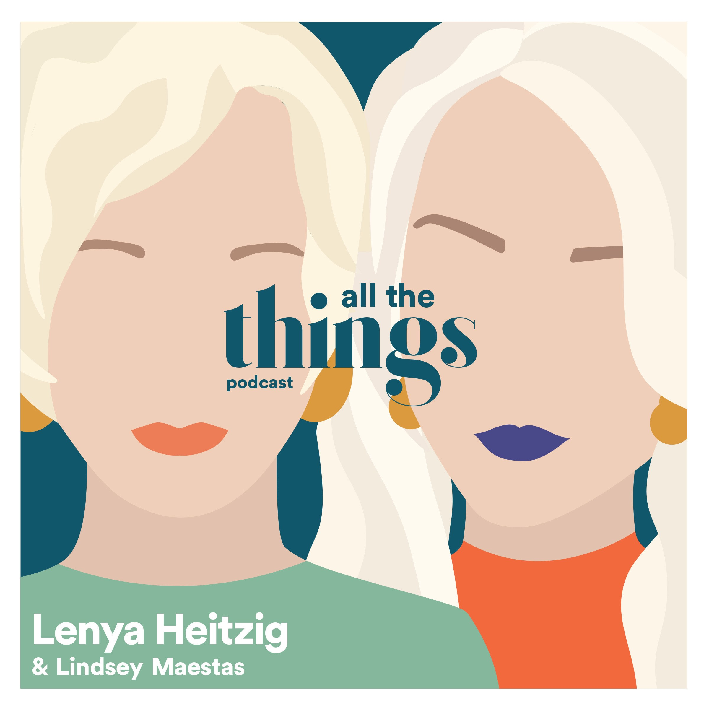The All the Things Podcast show art