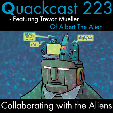 Episode 223 - Collaborating with the Aliens