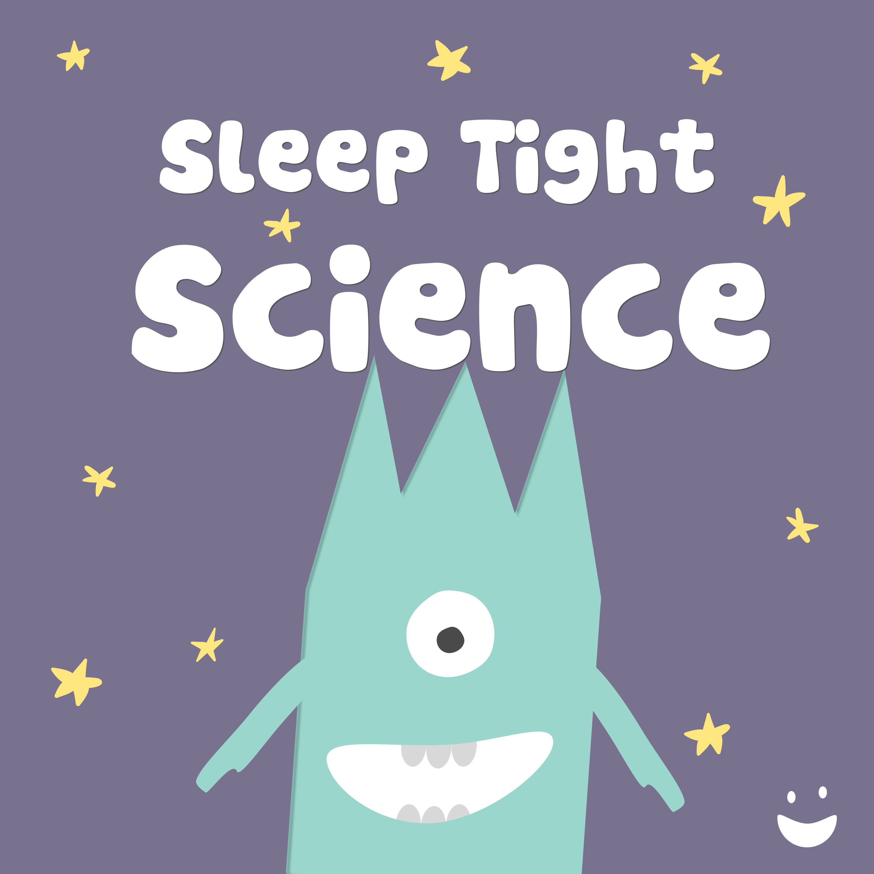 Artwork for Another season of Sleep Tight Science 🤖 is coming!