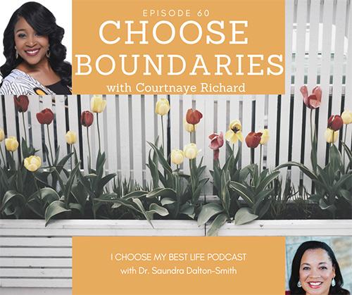 Choose Boundaries
