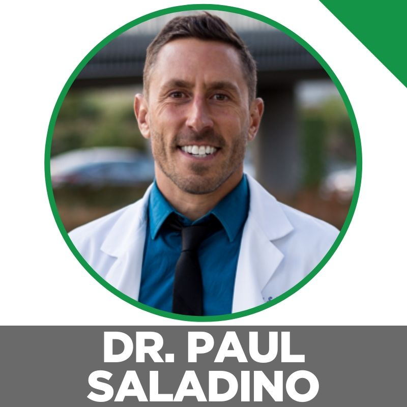 Carnivore Diet Myths Debunked, Hard Questions About Meat Vs. Plants, Are Broccoli Sprouts Really Bad For You & Much More With Dr. Paul Saladino.