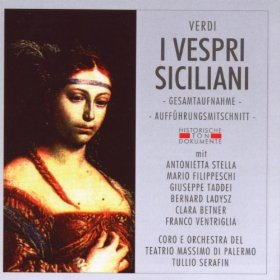 I Vespri Siciliani from Palermo, 1967