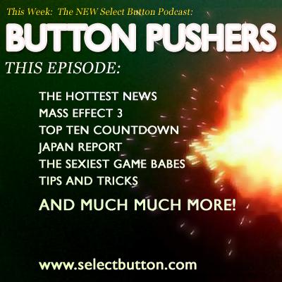 Episode #46: BUTTON PUSHERS - SACRED SCUBA MAN