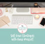 Artwork for Self-Care Strategies with Amy Mascott