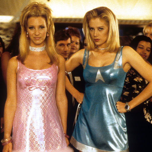Artwork for Episode 42: Romy and Michele's High School Reunion