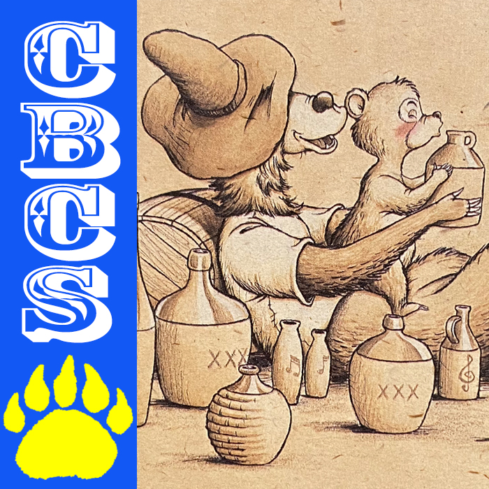 Artwork for Vintage Tokyo Disneyland Brother Ted & Oscar Postcard - CBCS 314