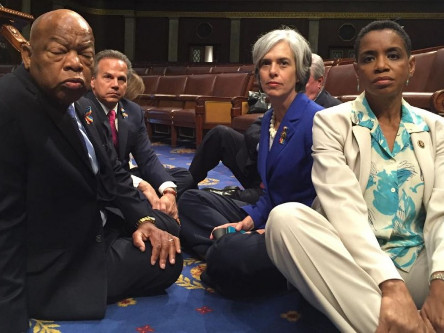 "Dems Congressional ""Sit In"" A Cynical, Hypocritical Election Year Stunt"