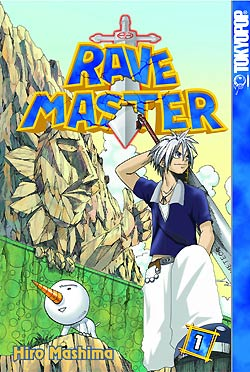 Podcast Episode 129: Rave Master Volume 1 by Hiro Mashima