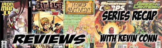 Episode 119 - Sinestro Corps Recap