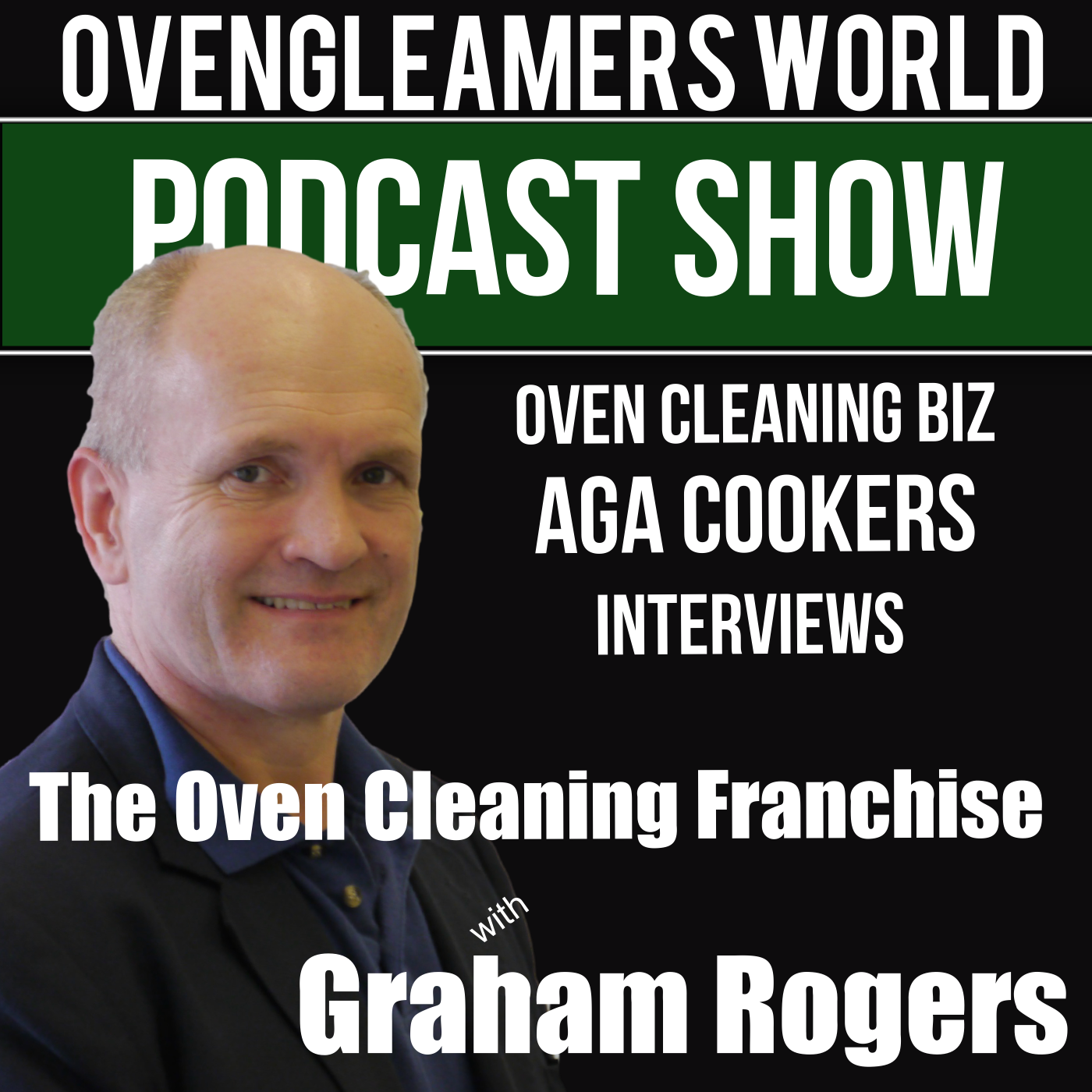 OvenGleamers World: Franchise, AGA Cookers, Oven Cleaning show image