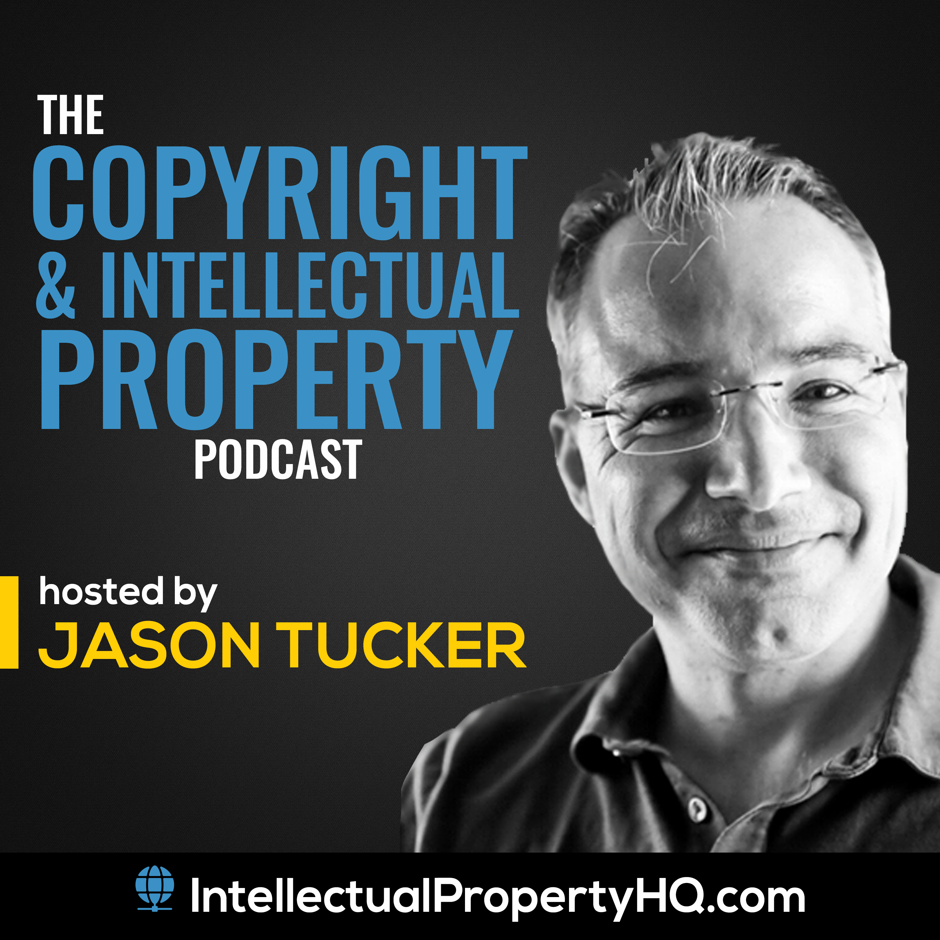 Copyright & Intellectual Property Podcast show art