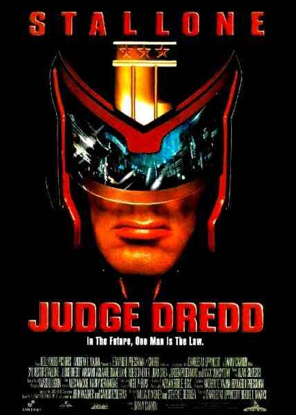 Ep 01 - Judge Dredd