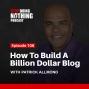 Artwork for SDN106: How To Build A Billion Dollar Blog