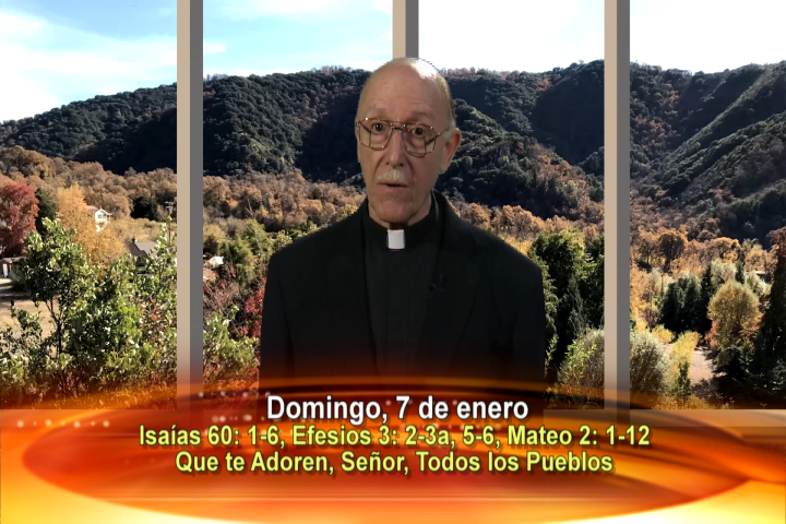 Artwork for Dios te Habla con Fr. Lenny de Pasquale;  Tema el hoy: Que te adoren, Señor, todos los pueblos.