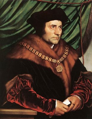 Prison Letter of St. Thomas More to His Daughter, Meg