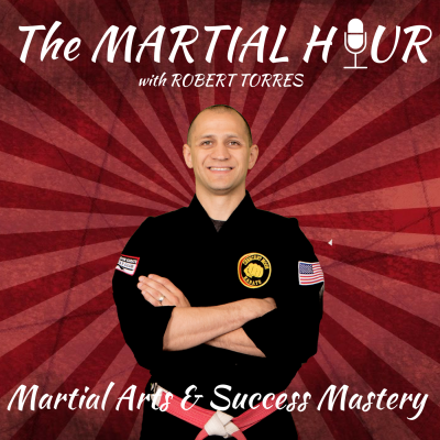 The Martial Hour Podcast show image