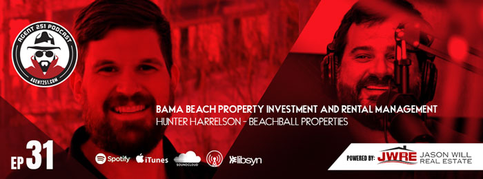 Agent 251 - Real Estate Podcast - Ep31 - Beach Property - Rental Investment
