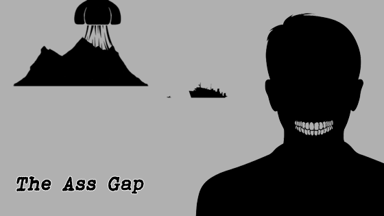 FistShark Marketing 16: The Ass Gap