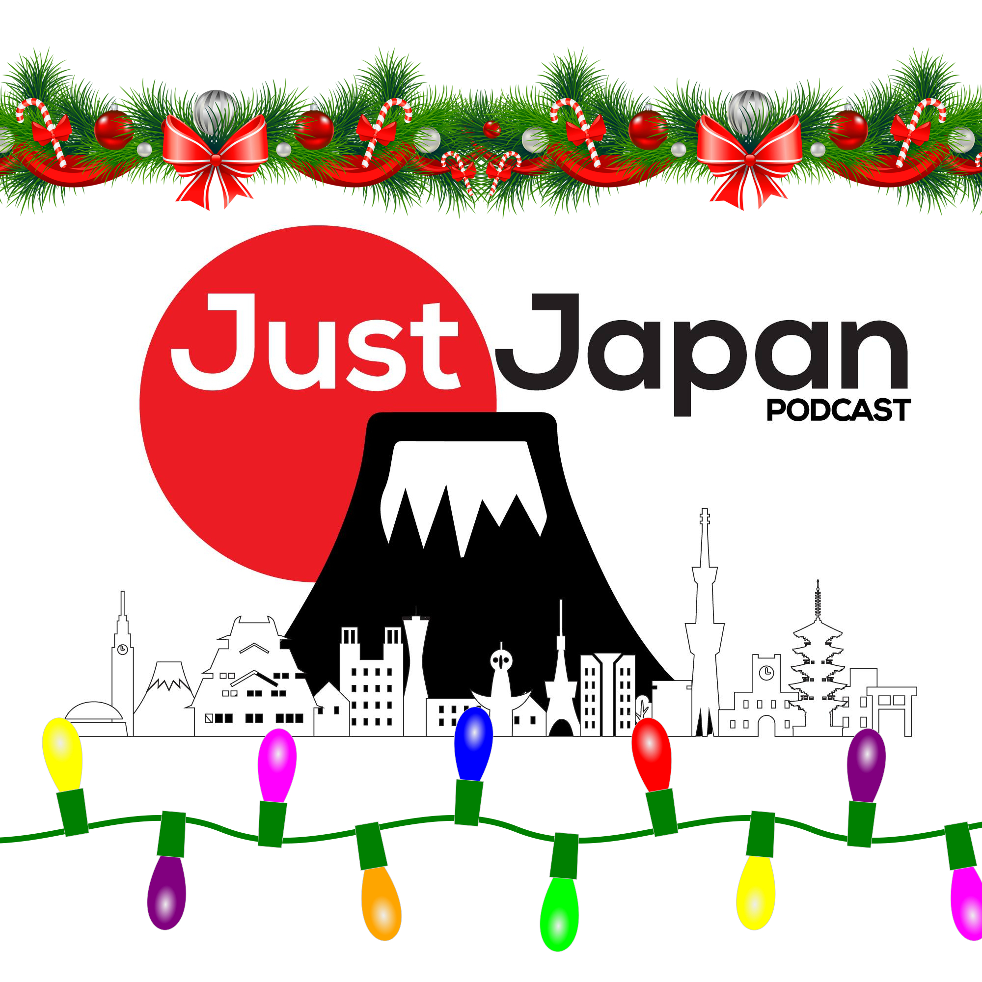 Just Japan Podcast 137: Christmas and bi-cultural families