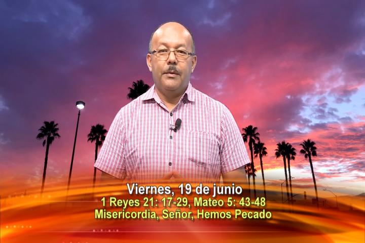 Artwork for Dios te Habla con P. Luis Antonio Vergara, SVD;  Tema el hoy: Misericordia, Señor, hemos pecado.