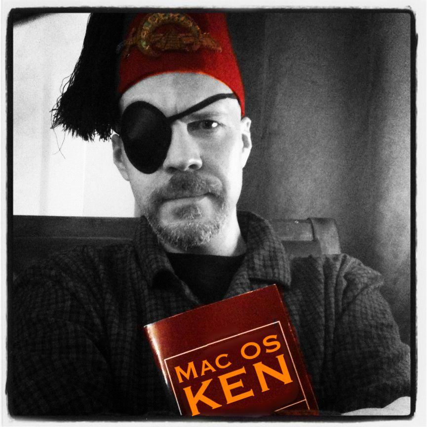 Mac OS Ken: 01.31.2012