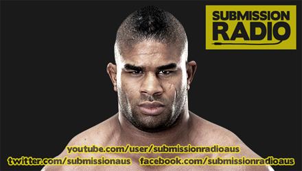 Submission Radio 22/3/14 Mark Bocek, Tyron Woodley, Alistair Overeem