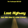 Artwork for Lost Highway (1997) but this time it's time travel