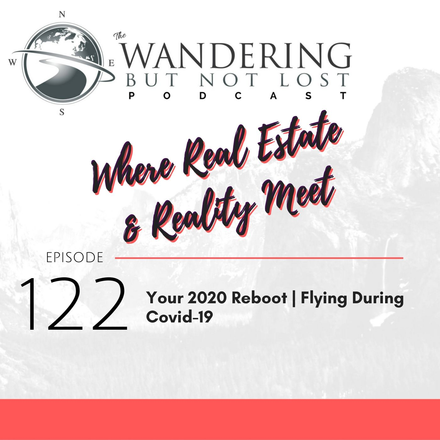 Artwork for Episode 122: Your 2020Reboot | Flying During Covid-19