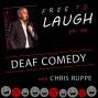 Artwork for DEAF COMEDY: CHRIS RUPPE  [EP. 06]